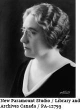Portrait of Agnes MacPhail, M.P.