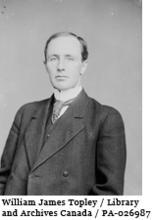 Portrait of Arthur Meighen, Member of Parliament for Portage la Prairie, March 1912