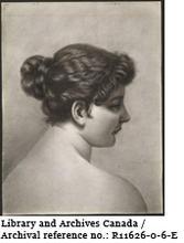 Emily Carr, Self-Portrait, circa 1899
