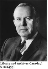Portrait of The Honourable Lester B. Pearson, 1958